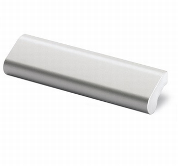 Greep Calisia - Aluminium geeloxeerd - Lengte 246 mm