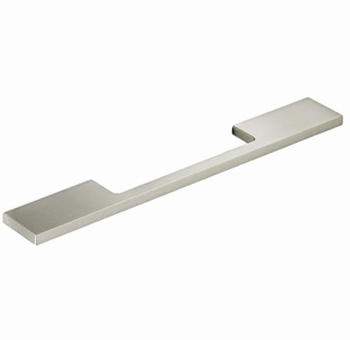 Greep Velitra - allu. edelstaal finish geborsteld - L 204mm